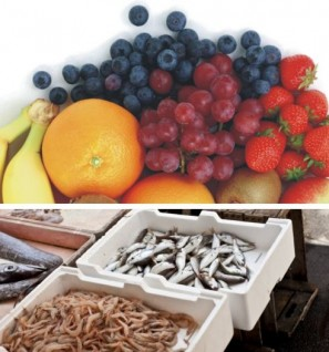 frutas, pescados y mariscos coruña software