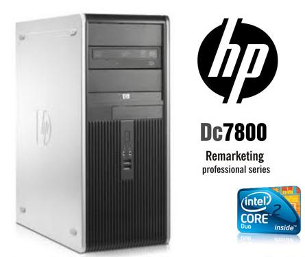 ordenador segunda mano hp dc7800