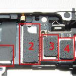 iphone-Conectores placa base-cambio-coruña